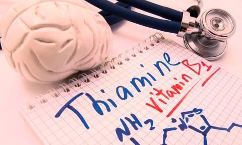 Θειαμίνη: Η άγνωστη βιταμίνη και οι επιπτώσεις από την έλλειψή της (εικόνες)