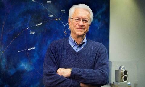 Σταμάτης Κριμιζής: H αναζήτηση νερού η επόμενη πρόκληση στην εξερεύνηση του διαστήματος