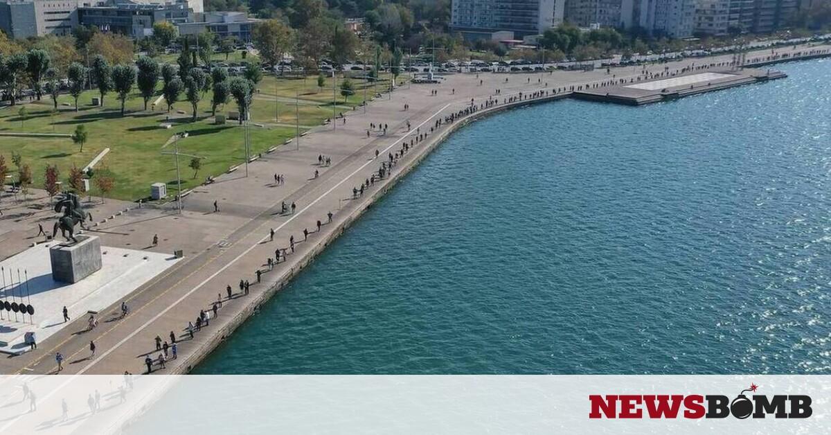 Κορονοϊός: Αχτίδα ελπίδας από τα λύματα στη Θεσσαλονίκη – Τι δείχνουν τα νέα στοιχεία – Newsbomb – Ειδησεις