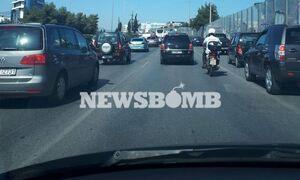 Κίνηση ΤΩΡΑ: Χαμός στους δρόμους της Αθήνας – Ποιες περιοχές να αποφύγετε