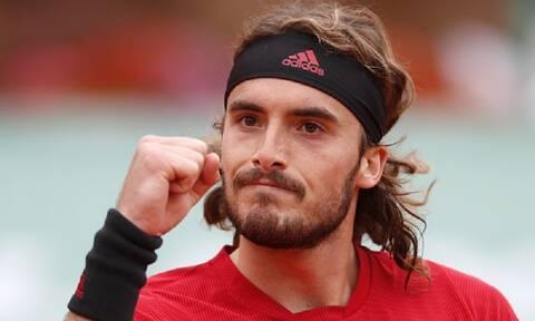 Στέφανος Τσιτσιπάς: Εμφάνιση για... τίτλο! - Στον τελικό του Μόντε Κάρλο για πρώτη φορά (vid+pics)