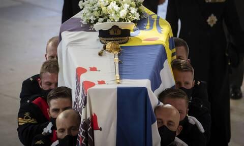 Η κηδεία του πρίγκιπα Φιλίππου