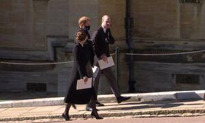 Κηδεία πρίγκιπα Φιλίππου: Ενδείξεις συμφιλίωσης ανάμεσα σε Ουίλιαμ και Χάρι