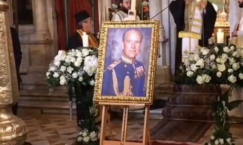 philip funeral corfu