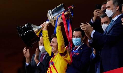 Μπαρτσελόνα: Σήκωσε το Copa del Rey με σόου Λιονέλ Μέσι - Δείτε όλα τα γκολ (video)