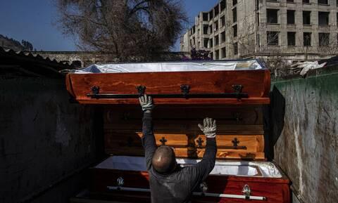 Κορονοϊός – Χιλή: Ξεπέρασαν τους 25.000 οι θάνατοι - Πάνω από 1,1 εκατ. τα συνολικά κρούσματα