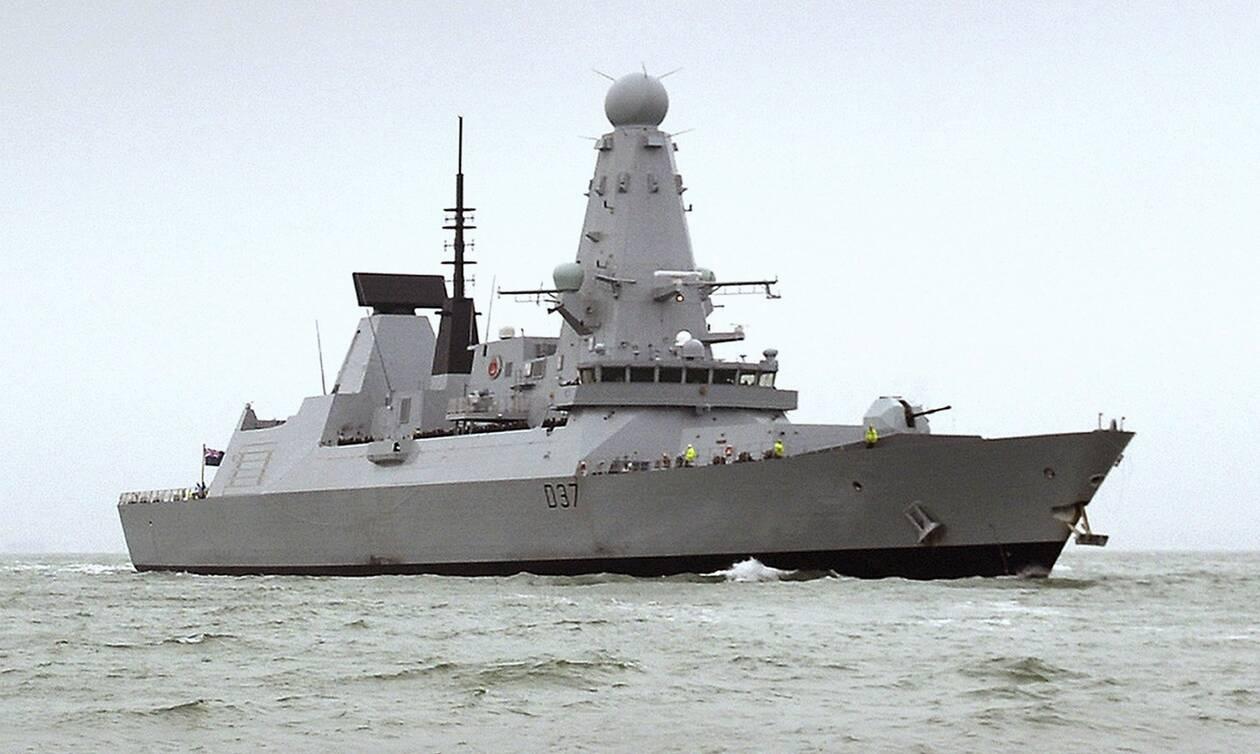 «Βράζει» η Μαύρη Θάλασσα: Η Βρετανία στέλνει πολεμικά ενώ η Ρωσία ενισχύει τις ναυτικές δυνάμεις της