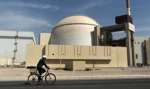 Ο πυρηνικός σταθμός στο Μπουσέρ
