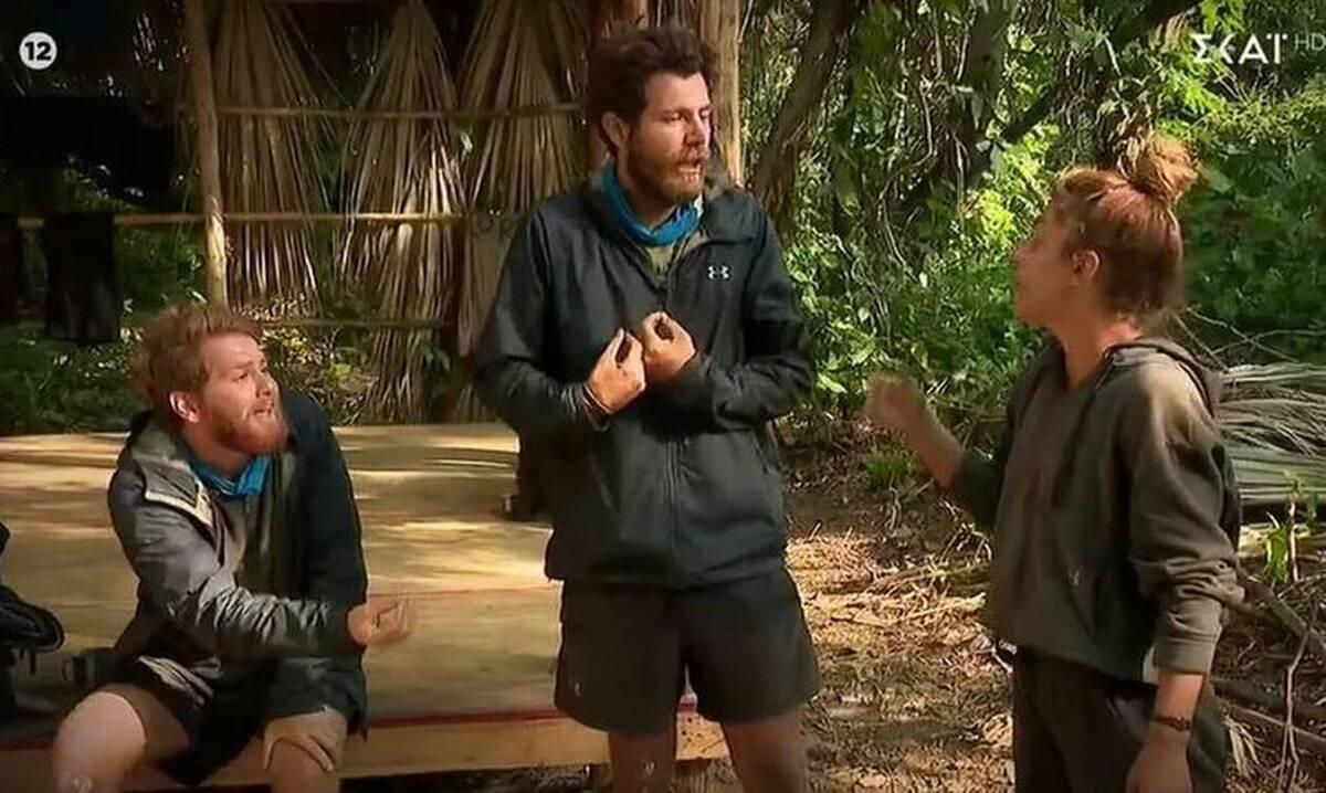Survivor-Έκτακτο: Έξαλλος ο Ατζούν-Αποβάλλονται Τζέιμς Καφετζής και Νίκος Μπάρτζης;