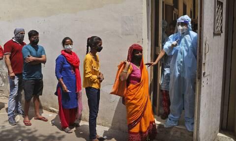 Κορονοϊός: Συναγερμός για παραλλαγμένο στέλεχος στην Ινδία - Τι εξετάζεται