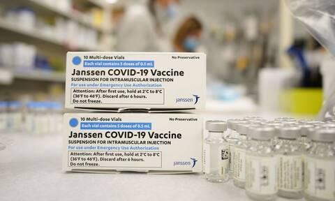 Κορονοϊός ΗΠΑ: Έως την Παρασκευή οι αποφάσεις για το εμβόλιο της Johnson & Johnson