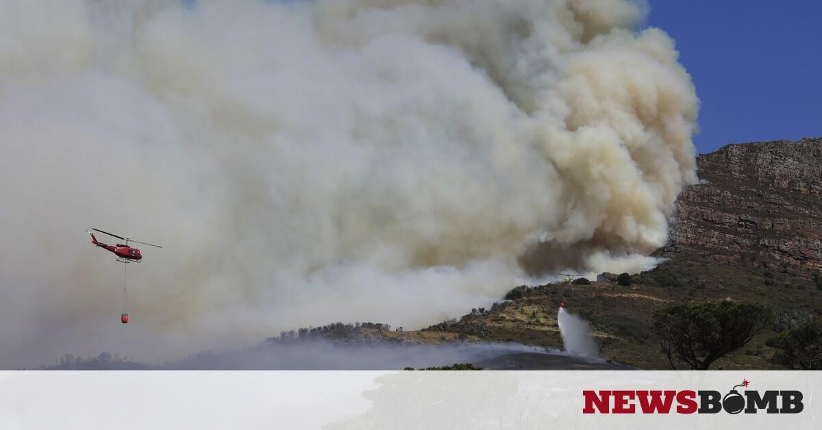 facebookSouth Africa Cape Town Fire