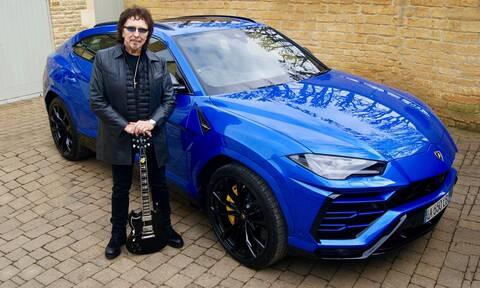 Ποια είναι η νέα Lamborghini του Tony Iommi;