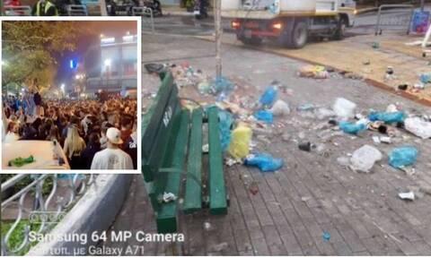 Ρεπορτάζ Newsbomb.gr - Κυψέλη: Κορονοπάρτι μέχρι το πρωί - «Κάθε Σαββατοκύριακο το ίδιο σκηνικό»