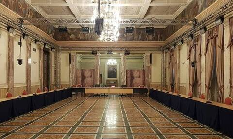 Βουλή: Σήμερα τα εγκαίνια της έκθεσης πολύτιμων αντικειμένων του 1821