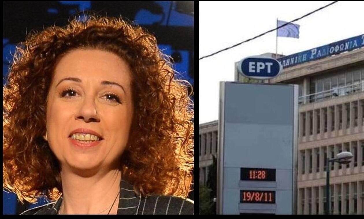 Καταγγελία για λογοκρισία στην ΕΡΤ από την Μάχη Νικολαρά: «Έπεσε τέτοιος πανικός...» (pic)