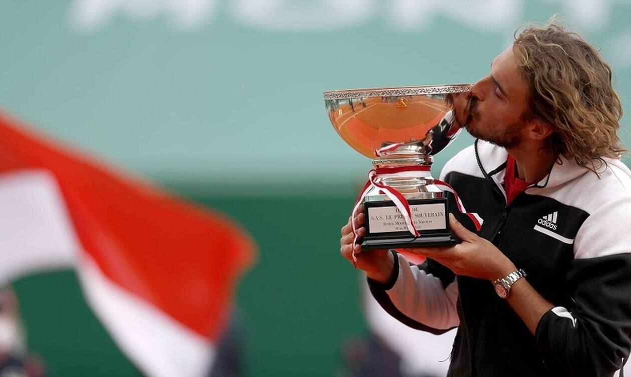 Στέφανος Τσιτσιπάς: Το πόσο που κέρδισε μετά τον θρίαμβο στο Μόντε Κάρλο - Τα συνολικά κέρδη του