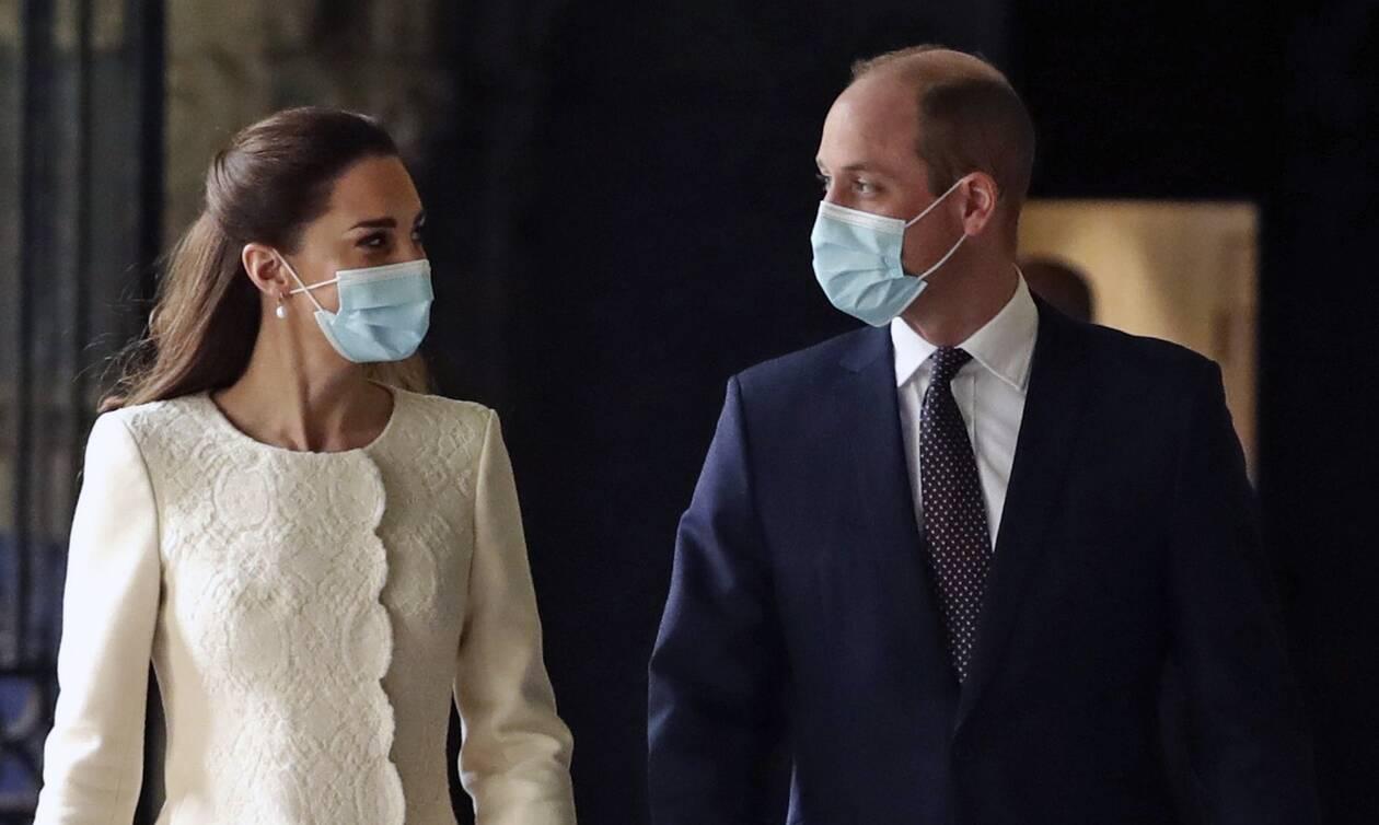 Ουίλιαμ - Κέιτ Μίντλετον: Τι έγραψαν στην πρώτη ανάρτηση μετά την κηδεία του πρίγκιπα Φίλιππου