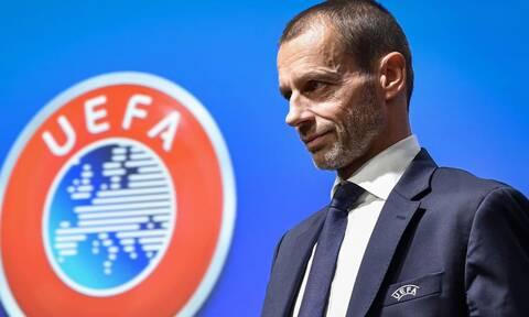 «Κεραυνοί» Τσέφεριν για European Super League: «Εκτός Μουντιάλ & Euro οι παίκτες - Φίδι ο Ανιέλι»
