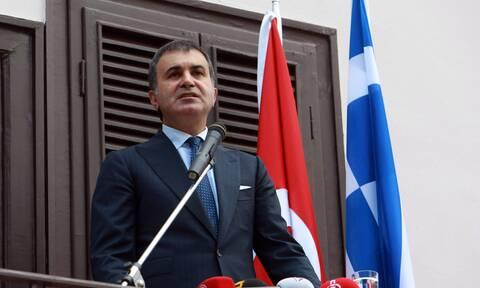 Νέα τουρκική πρόκληση: «Απρέπεια» από τον Νίκο Δένδια, λέει ο Ομέρ Τσελίκ, εκπρόσωπος του ΑΚΡ