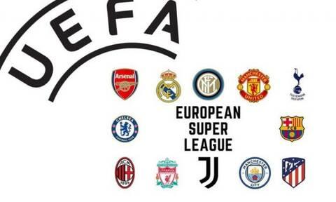 European Super League: Σάλος με το σκίτσο που κυκλοφορεί στα social media (photo)
