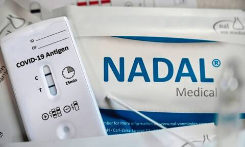Γερμανία - κορονοϊός: Τα self test δεν μπορούν να θέσουν υπό έλεγχο τον ιό, υποστηρίζουν ειδικοί