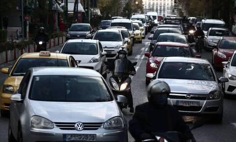 Αυτοκίνητο - Τέλη κυκλοφορίας