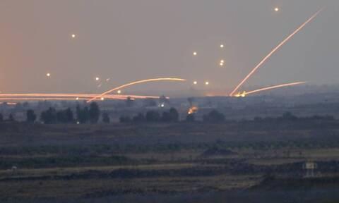 Μάχες στη Συρία