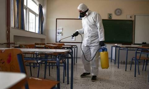 Κλειστά σχολεία λόγω κορονοϊού
