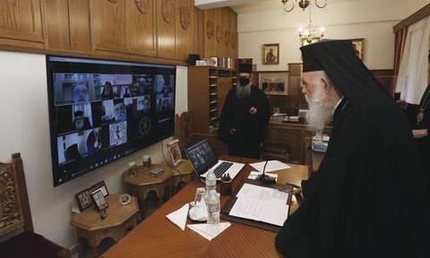 Πάσχα: Συνεδριάζει η Διαρκής Ιερά Σύνοδος – Πώς θα γίνει η Ανάσταση και ο Επιτάφιος