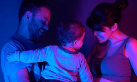 Μπλέτσας-Αστέρη: Στο Λουξεμβούργο γιόρτασαν τα γενέθλια της κόρης τους