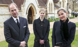 Σοφία-Εδουάρδος: Οι νέοι «Μέγκαν και Χάρι» του Μπάκιγχαμ - Ποιο είναι το ζεύγος που «αναβαθμίζεται»