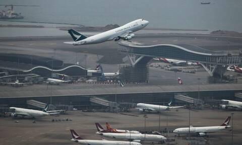 Κορονοϊός: Πτήση τρόμου από το Νέο Δελχί στο Χονγκ Κονγκ - 49 επιβάτες θετικοί