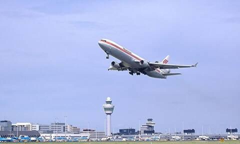 Ολλανδία: Φρίκη σε αεροπλάνο - Βρέθηκε... παγωμένος λαθρεπιβάτης!