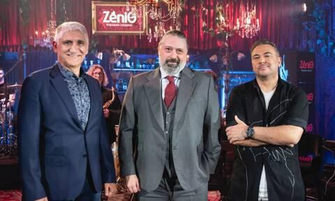 Ρεκόρ θεατών για την κορυφαία online συναυλία της ZeniΘ με τον Αντώνη Ρέμο!