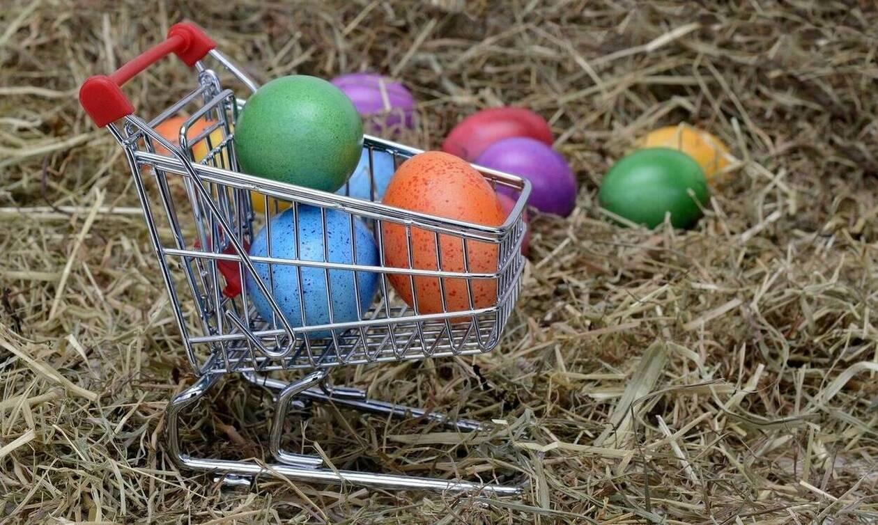 Πάσχα 2021: Ποιες ημέρες θα είναι κλειστά τα καταστήματα - Αναλυτικά το Πασχαλινό ωράριο
