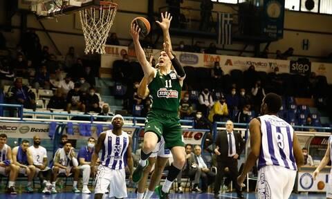 Παναθηναϊκός Ηρακλής Basket League Χεζόνια