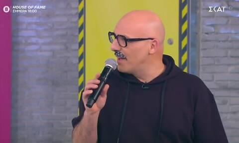 Καλό Μεσημεράκι: Ο Μουτσινάς ενημερώθηκε on air για τον υποψήφιο παρουσιαστή του Big Brother