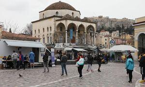 Κορονοϊός: Σε στενό κλοιό η Αττική με 1.799 νέα κρούσματα – 512 στη Θεσσαλονίκη