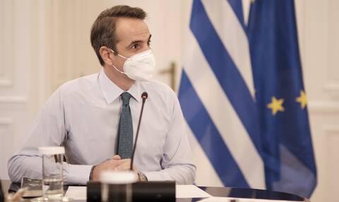 Μητσοτάκης: Μέσα Μαΐου η επιστροφή στην κανονικότητα - Έρχονται επίσημες ανακοινώσεις