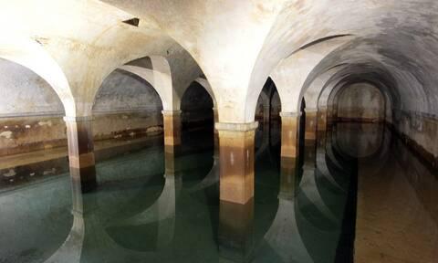 Αναβιώνει το Αδριάνειο Υδραγωγείο της Αθήνας