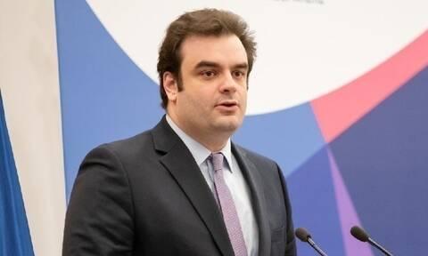 Ο Κυριάκος Πιερρακάκης πρόεδρος του Global Strategy Group του ΟΟΣΑ