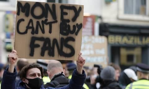 European Super League: «Καταρρέει» η «κλειστή» λίγκα – Οδηγείται σε διάλυση