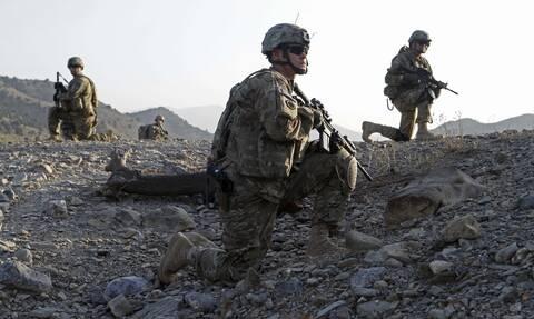Στρατιώτες στο Αφγανιστάν