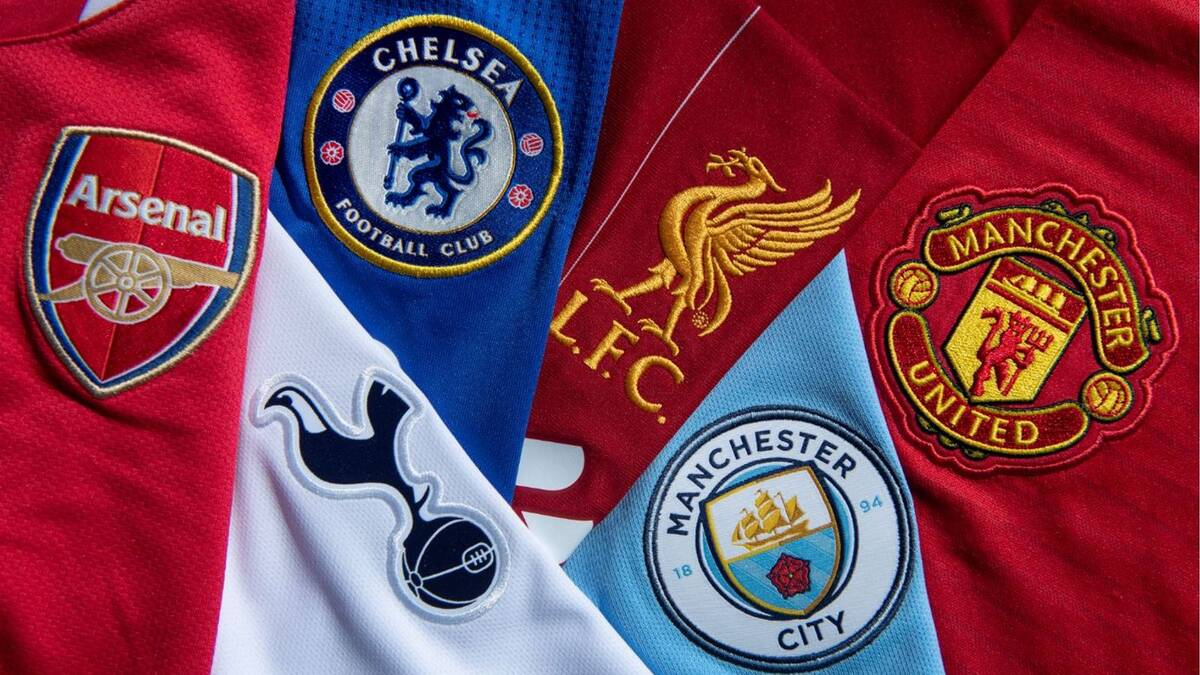 Premier League Big 6