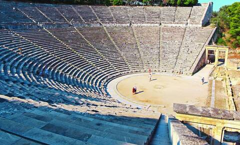 Αρχαίο Θέατρο Επιδαύρου: Λύθηκε το μυστήριο πολλών ετών!