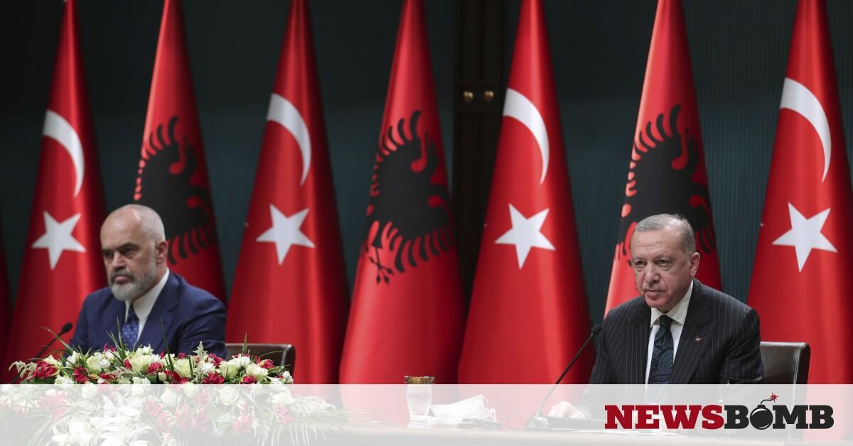 facebookalbania erdogan