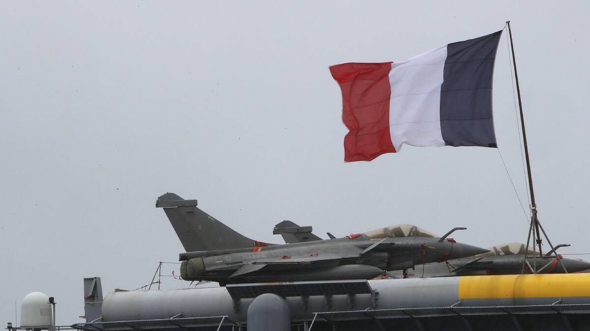 french carrier