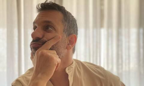 Γιώργος Χρανιώτης: Αναρρώνει από τον κορονοϊό - Η ανάρτηση με τον γιο του