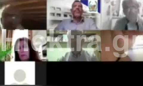 Πανικός στην Κόρινθο: Δημοτικός σύμβουλος εμφανίστηκε με τα εσώρουχα σε τηλεδιάσκεψη